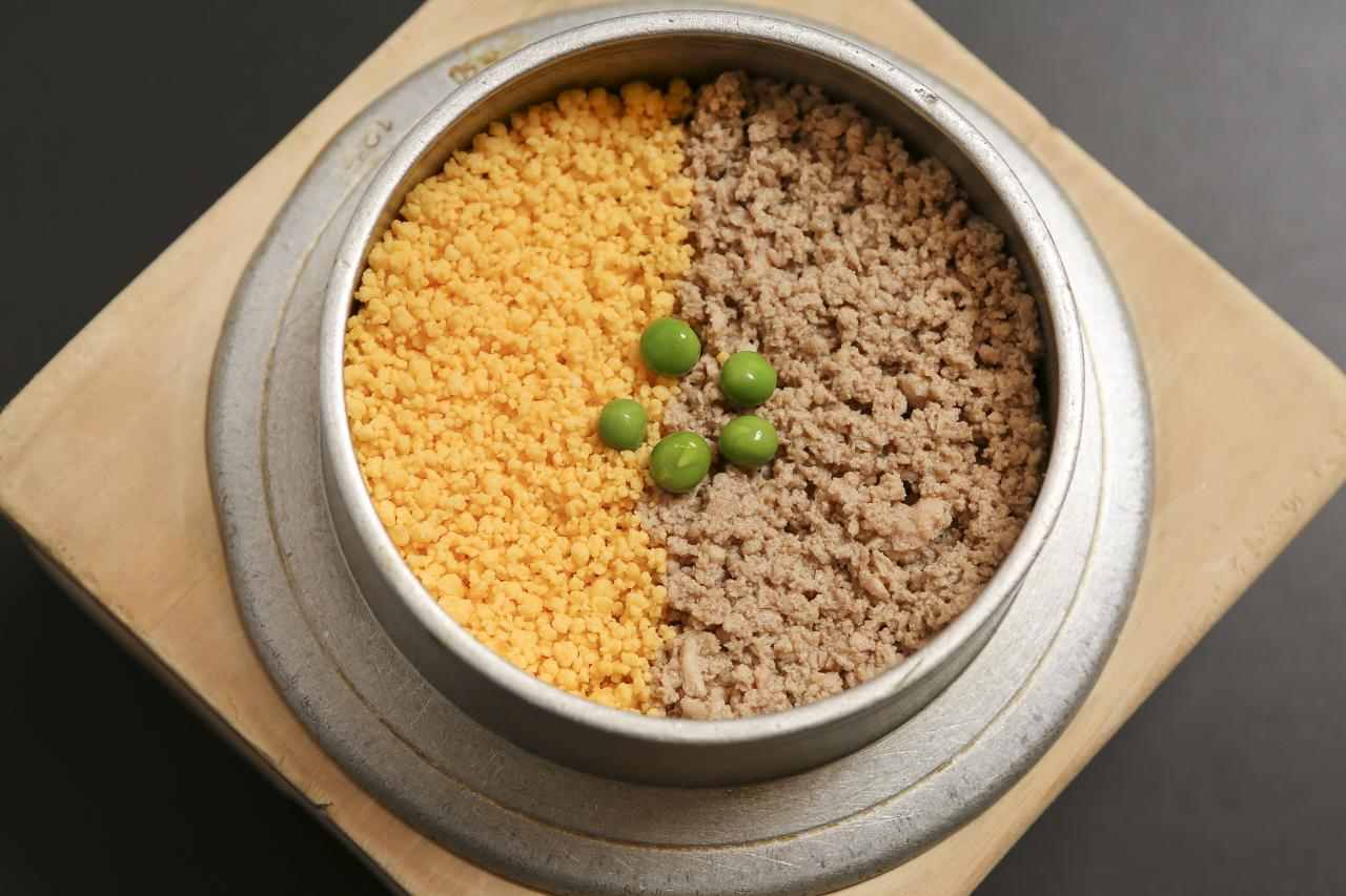 Soboro【seasoned ground beef】